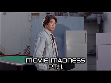 "Title Card for ""Movie Madness Pt. 1""."