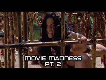"Episode Title Card for ""Movie Madness Pt. 2""."