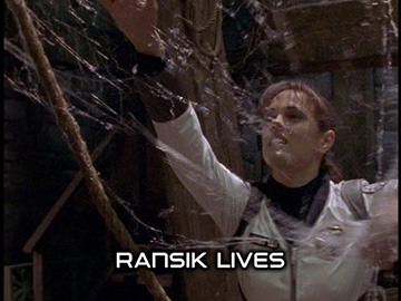 "Episode Title Card for ""Ransik Lives"""
