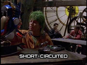 "Title Card for ""Short-Circuited""."