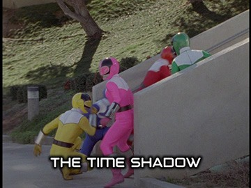 "Episode Title Card for ""The Time Shadow"""