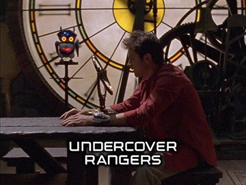 "Title Card for ""Undercover Rangers""."