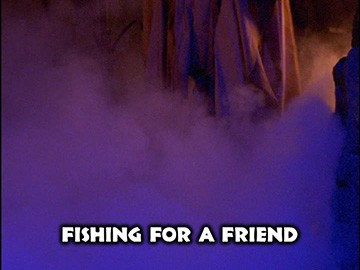 "Episode Title Card for ""Fishing for a Friend"""