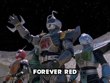 "Episode Title Card for ""Forever Red"""