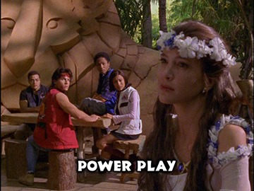 "Title Card for ""Power Play""."