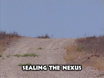 "Episode Title Card for ""Sealing the Nexus""."