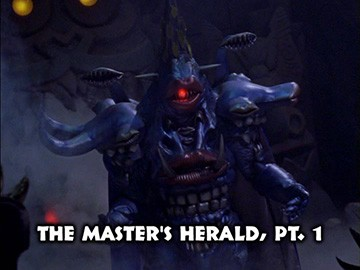 "Title Card for ""The Master's Herald, Pt. 1""."