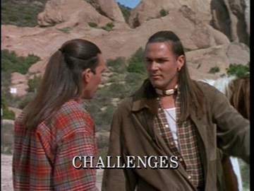 "Episode Title Card for ""Challenges"""