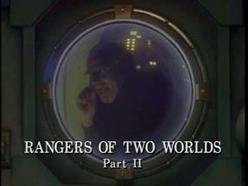 "Episode Title Card for ""Rangers of Two Worlds Part II"""