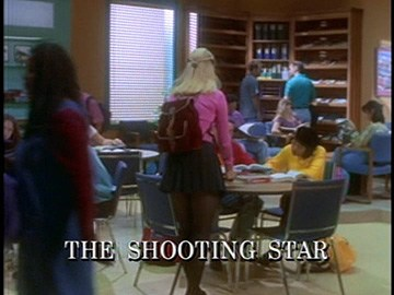 "Episode Title Card for ""The Shooting Star""."