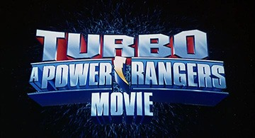 "Title Card for ""Turbo: A Power Rangers Movie""."