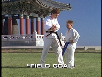 "Title Card for ""Field Goal""."