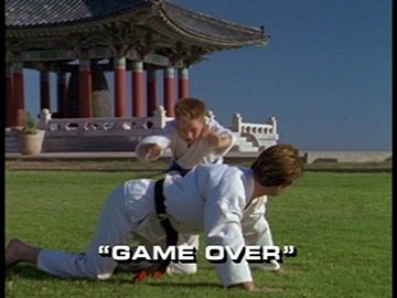 "Title Card for ""Game Over""."
