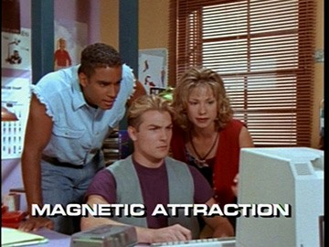 "Title Card for ""Magnetic Attraction""."