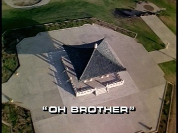 "Title Card for ""Oh Brother""."