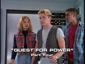 "Title Card for ""Quest For Power, Part Four""."
