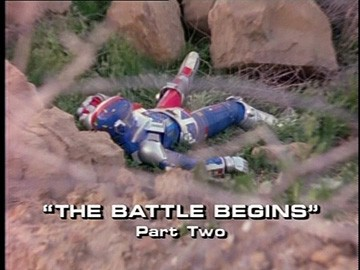 "Title Card for ""The Battle Begins, Part Two""."