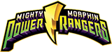 Mighty Morphin Power Rangers (2010) toy line logo.