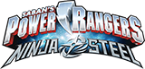Power Rangers Ninja Steel logo.