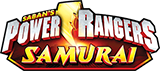 Power Rangers Samurai/Super Samurai toy line logo.
