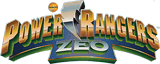 Power Rangers Zeo logo.