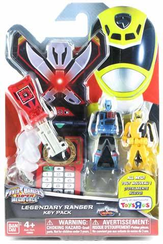 Power Rangers Super Megaforce 12 Blue Ranger Action Figure Bandai 38009