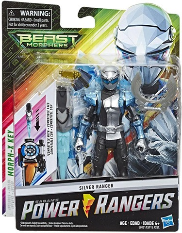 Power Rangers Beast Morphers Toy Guide - GrnRngr com