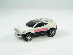 Pink Vehicle