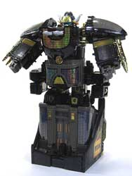 Max Victory Robo: Black Version