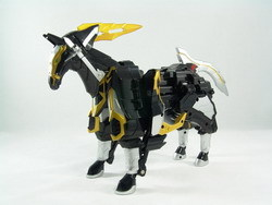 Dark Magic Horse Varikion
