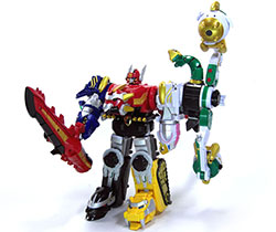 Mystic Gosei Great