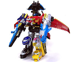Seaick Gosei Great